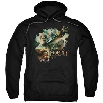 Hobbit - Baddies Adult Pull Over Hoodie Officially Licensed Apparel