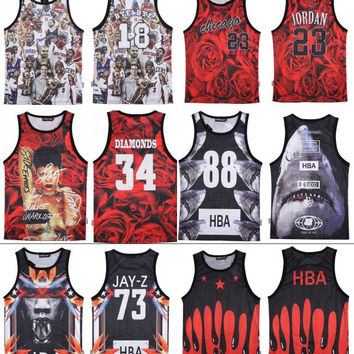 Various Fly Tank Tops