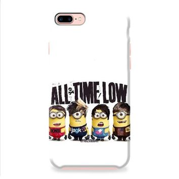 All Time Low Minion iPhone 8 | iPhone 8 Plus Case