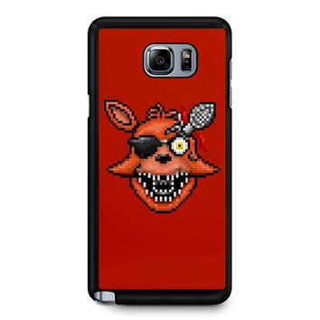 Five Nights At Freddy S 3 Samsung Galaxy Note 5 Case