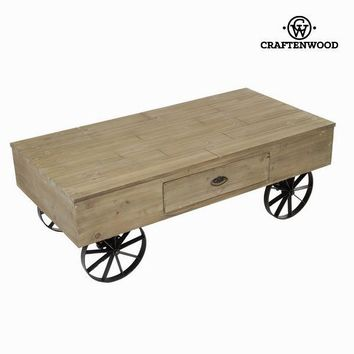 Coffee table with wheels toronto - Thunder Collection by Craften Wood