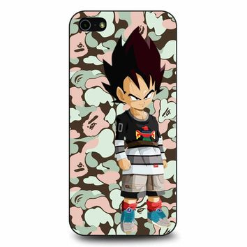 Saiyan Prince iPhone 5/5s/SE Case