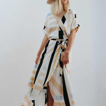 Alexa Printed Dress