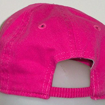 Infant Size Boston Red Sox '47 Brand Clean Up Magenta Hot Pink Hat / Cap