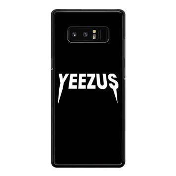 Yeezus Logo Samsung Galaxy Note 8 Case