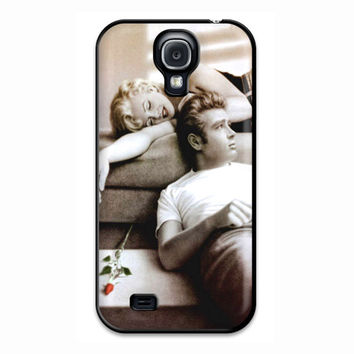 James Dean And Marilyn Monroe Samsung Galaxy S4 Case