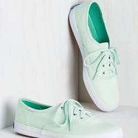 Pastel Very Important Skate Sneaker in Seafoam