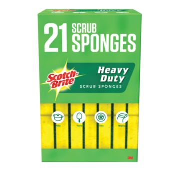 Scotch-Brite® Kitchen Sponge 21-Pack