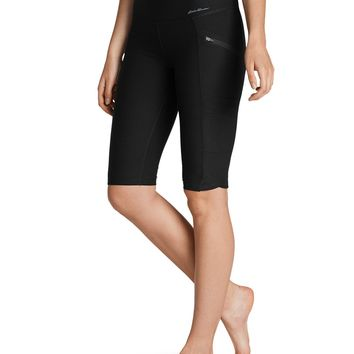 Women's Trail Tight Knee Shorts | Eddie Bauer