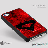 Jason Todd Red Hood Mask for iPhone 4/4S, iPhone 5/5S, iPhone 5c, iPhone 6, iPhone 6 Plus, iPod 4, iPod 5, Samsung Galaxy S3, Galaxy S4, Galaxy S5, Galaxy S6, Samsung Galaxy Note 3, Galaxy Note 4, Phone Case