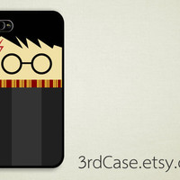 Case iPhone 4 Case iPhone 4s Case iPhone 5 Case movie wizard harry potter parody