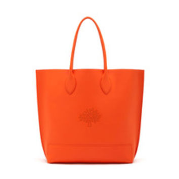 Blossom Tote in Mandarin Calf Nappa | Gifts | Mulberry