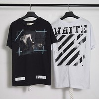 OFF WHITE 1:1 REP TEE