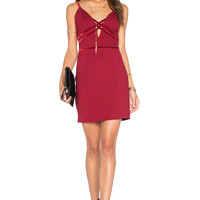 NBD x REVOLVE Morning Phase Dress in Red