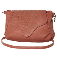 BILLABONG WONDERWALL SHOULDER BAG - RED FADE