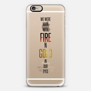 Bea Miller - Fire N Gold iPhone 6 case by Filip | Casetify
