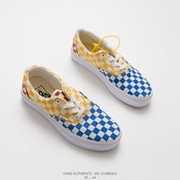 VANS Authentic cheap mens and womens vans Skateboard shoes