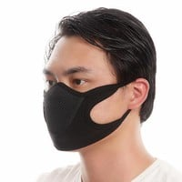New Sport Cycling Face Mask Half Face Neoprene Mask Winter Warm Outdoor Ride Bike Mask Neoprene Bicycle Cycling Motorcycle Mask