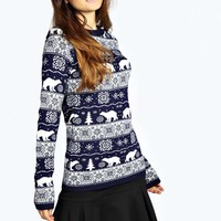 Jennet Polar Bears Christmas Jumper