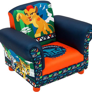 Disney Jr. The Lion Guard Upholstered Chair