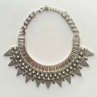 El Dorado Statement Necklace