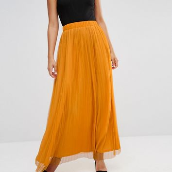 Boohoo Boutique Tulle Maxi Skirt at asos.com