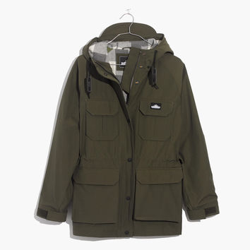 Madewell x Penfield® Kasson Jacket in Olive : shopmadewell jackets | Madewell