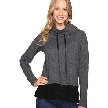 B Collection by Bobeau Bryson Cowl Pullover Top