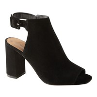 Peep Toe Bootie | Banana Republic
