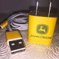 John Deere iphone 5/6/6s charger