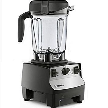 Vitamix 5300 Blender (Certified Refurbished), Black