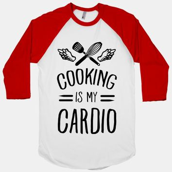 Cooking is My Cardio