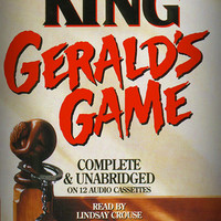 Gerald's Game by Stephen King (1992, Hardcover)