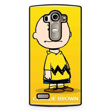 Charlie Brown 1 LG G4 Case