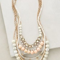Carissa Layer Necklace by Anthropologie in Gold Size: One Size Necklaces