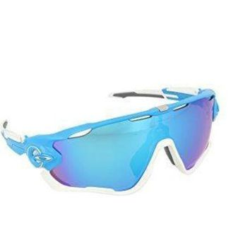 ONETOW Oakley Men's Jawbreaker OO9290 Shield Sunglasses