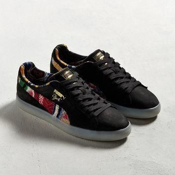 puma x coogi clyde sneaker urban outfitters  number 1