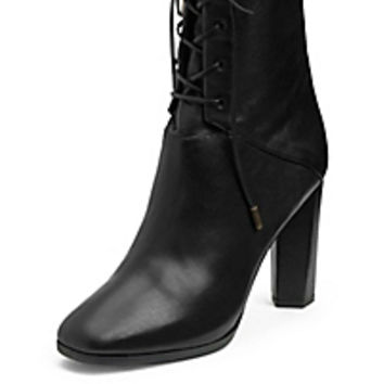 DVF Paden Lace Up Bootie