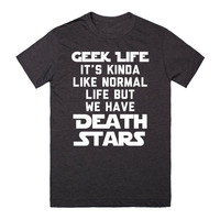 The Geek Life - Death Stars