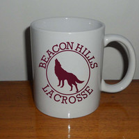 Teen Wolf Beacon Hills Mccall 11 available for mug,  Coffee Mug, Tea Mug, Mug for Gift,mug coffee, mug tea, size 8,2 x 9,5 cm