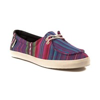 Vans Rata Lo Surf Shoe, Pink Red | Journeys Shoes