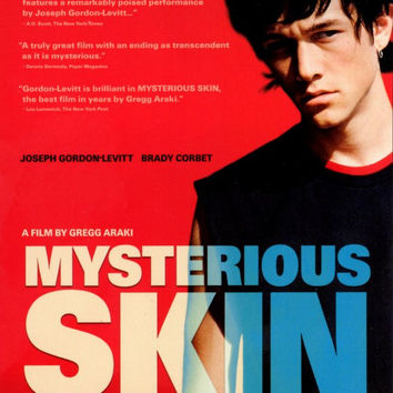 Mysterious Skin 11x17 Movie Poster (2004)