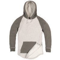 Modified Raglan Grey