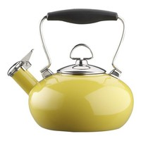Chantal?- Yellow Bridge Teakettle in Teakettles | Crate&Barrel