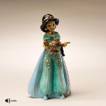 Disney Traditions designed by Jim Shore for Enesco Jasmine Sonata Figurine 6.25 IN