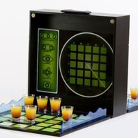 Battleship Drinking Game Player