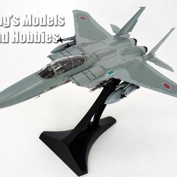Boeing/Mitsubishi F-15J (F-15) - Japan JASDF - 1/72 Diecast Metal Model by JC Wings