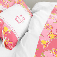 Lilly Pulitzer® Sister Florals Comforter Cover