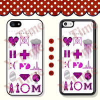 Justin Bieber journals Protective Case For iPhone cases & Samsung Galaxy cases, C1210