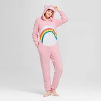 Women's Care Bear Union Suit